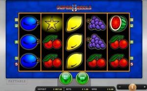 super 7 reels automat spielen